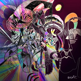 <br><em>NIGHT CALL <span style='color: #99AEC0'>- PEINTURE NUMÉRIQUE</span></em><br> <span style='color: #5E7C98'>Peinture numérique, tirage sur mesure sur papier (digigraphie) ou métal (subligraphie)</span><br/> En vente prochainement sur <a href='https://amandineledu.art/commande' rel='noopener' target='_blank' class='btnjaune'>LA BOUTIQUE</a> en ligne<br/><br/>