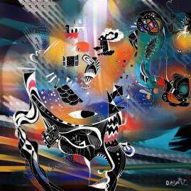 <br><em>SAYONARA <span style='color: #99AEC0'>- PEINTURE NUMÉRIQUE</span></em><br> <span style='color: #5E7C98'>Peinture numérique, tirage sur mesure sur papier (digigraphie) ou métal (subligraphie)</span><br/> En vente sur <a href='https://amandineledu.art/commande/produit/sayonara/' rel='noopener' target='_blank' class='btnjaune'>LA BOUTIQUE</a> en ligne<br/><br/>
