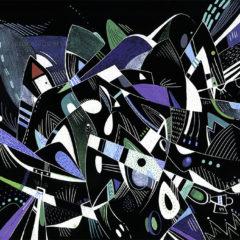 <br><em>À L'AUBERGERIE <span style='color: #99AEC0'>- MINES DE COULEURS</span></em><br> <span style='color: #5E7C98'>24x32 cm, technique mixte sur carte à gratter</span><br/> <em><span style='color: #FF0000;font-size: 10px;'>VENDUE</span></em><br/><br/>